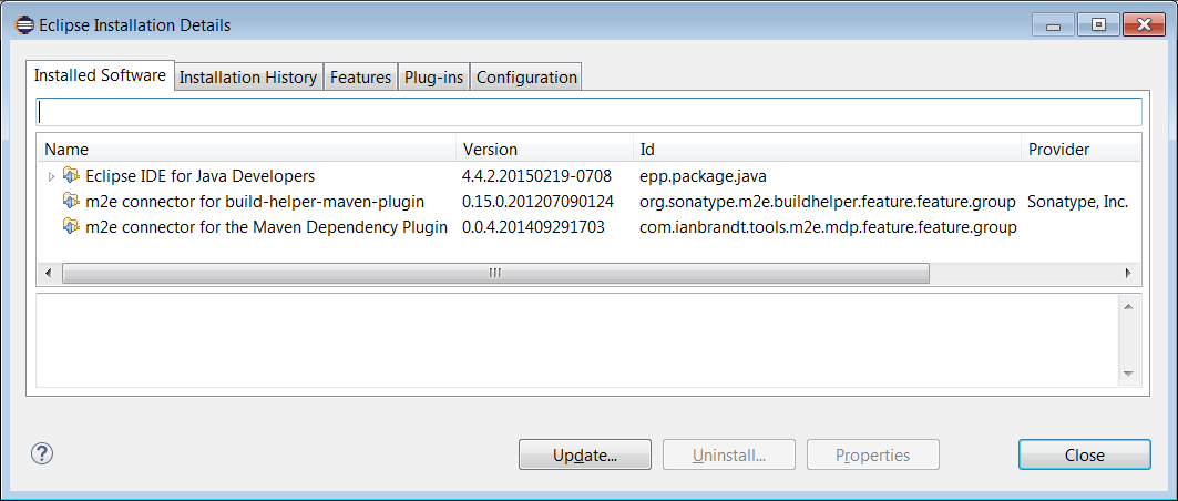 SystemML Developer Tools - SystemML 0 12 0